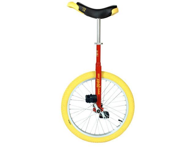 QU-AX Luxus Ethjulet cykel, red